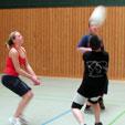 Volleyballturnier der Jugendfeuerwehr Halle - Diemitz/Kanena, ein starkes Team