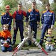 Mischmannschaft Feuerwehr Diemtz/Reideburg