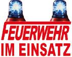 Einsatz Reifenlagerbrand - Feuerwehr Halle-Diemitz
