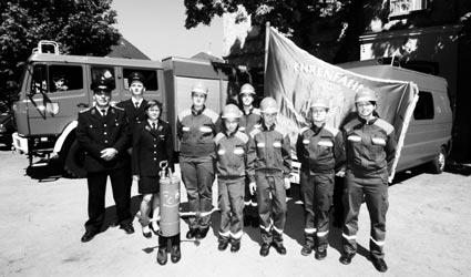 Jugendfeuerwehr (Juni 2006)